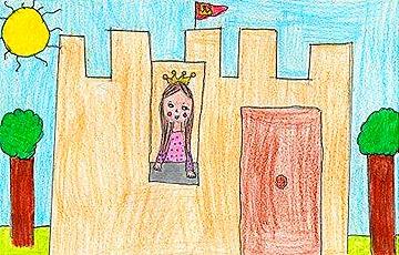 iLLa princesa y el anillo mágico, de Inés