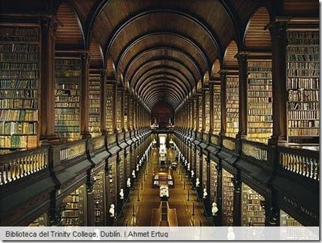 Biblioteca do Trinity College (Dubín, Iralanda)
