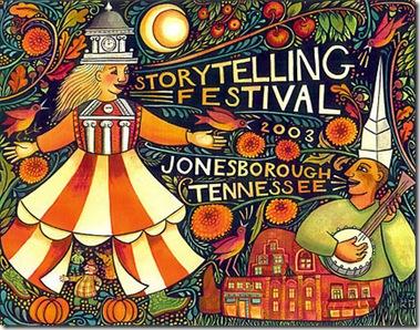 Cartel Storytelling, de Julie Paschkis