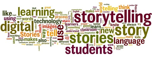 Why Digital Storytelling?