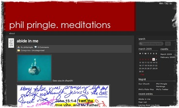 Phil Pringle. Meditations