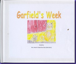 Garfield Week Book