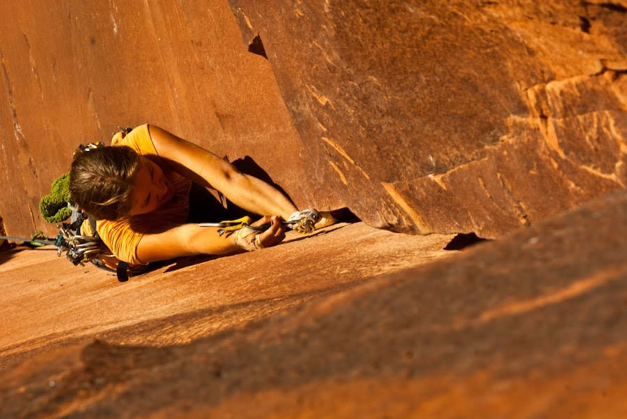 by Tom Gwinn - Sports & Fitness Climbing