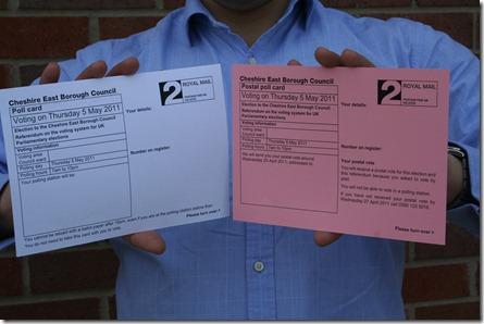 Poll Cards 1