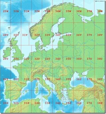 coordinate-system-utm-tiles