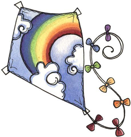 Maestra de Infantil: Cometas para colorear