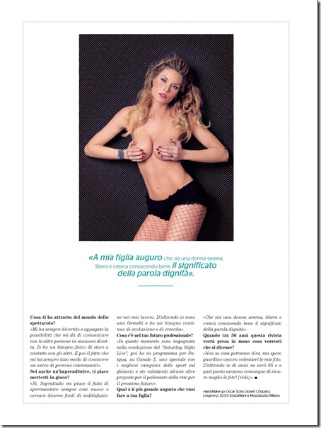 Playboy Italy - March 2011