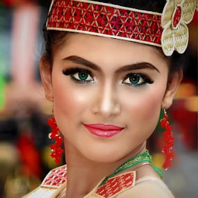 by Undi Palapa - People Portraits of Women