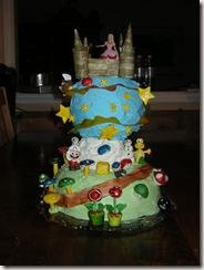 Liam's Mario Cake 012
