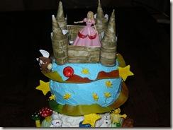 Liam's Mario Cake 015