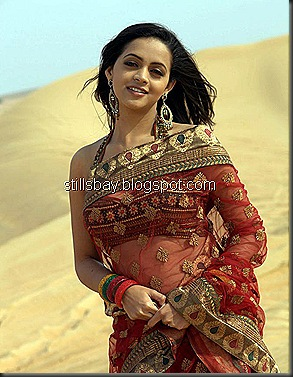 bhavana-hot-saree