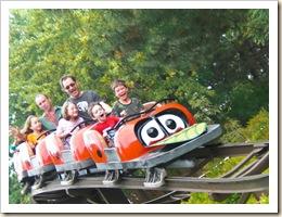 Marineland Roller Coaster