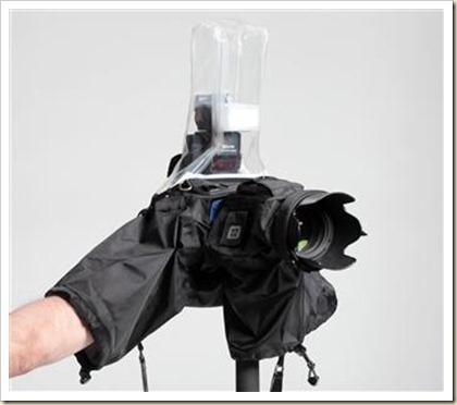 Camera Rain Jacket