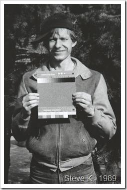 Steven Komarnicky 1989