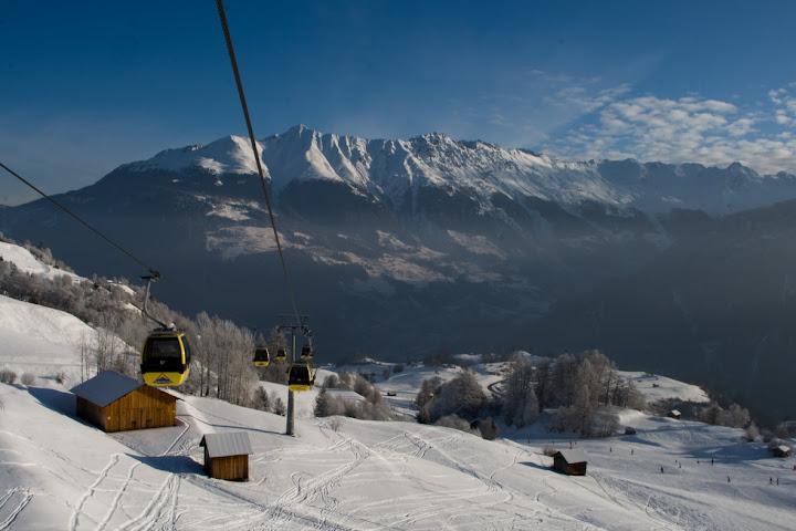 Итальяно-австрийский новогодний шницель