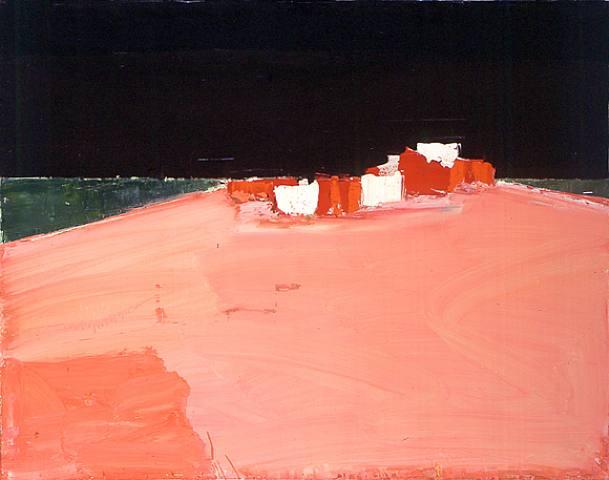 nicolas de staël, landschap