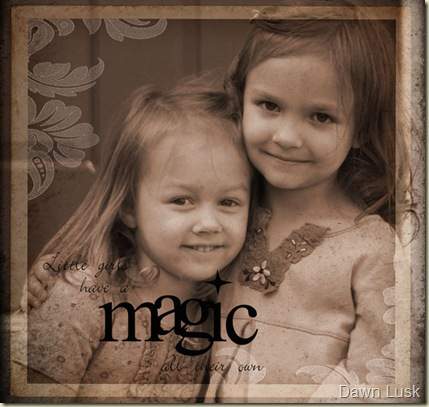 Little-Girl-Magic