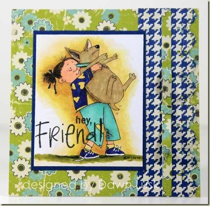 Hey Friend 12-29