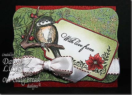 HYCCT26 Bird With Love