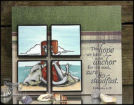 SC321  Hope is an anchor