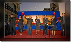 Seventh Day Adventists, Christmas concert, Oaxaca, Mexico.