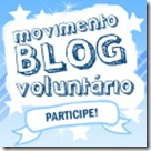 Selo do Movimento Blog Voluntário