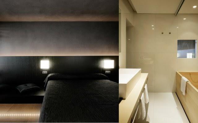 Inspired designer hotel silken puerta america madrid for Hotel america madrid
