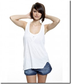 Joe Jeans The Zoe white tank 1