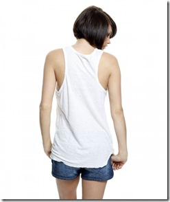 Joe Jeans The Zoe white tank 2