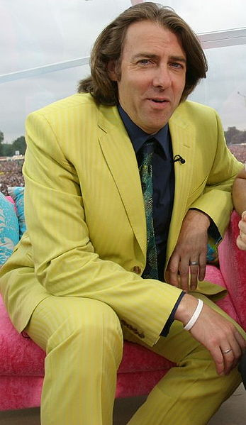 Jonathan Ross. Photo: Dr Bloefeld, licensed for use under the Creative Commons Attribution 2.0 Generic license