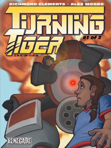 Turning Tiger 1