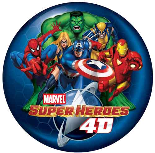 Marvel Super Heroes 4D at Madame Tussauds