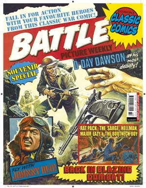 Battle Picture Weekly Special