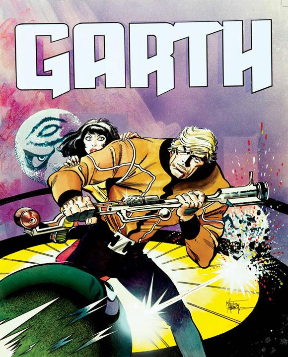 Garth by Martin Asbury