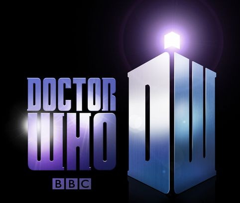The new Doctor Who new logo