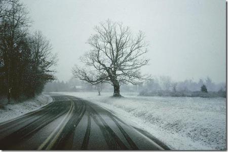 snowy-road