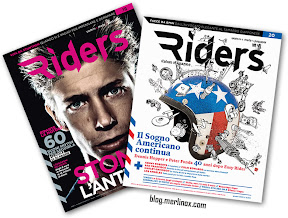 Riders Magazine nell'ADI Index Design 2008
