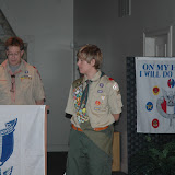 Carmel Boy Scouts On Oct. 3, Boy Scout Nick Baldini received the rank of Eagle Scout.