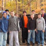 Carmel Boy Scouts Troop 132 Halloween Outing