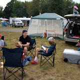 Camping at Michigan Speedway