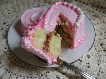 Dulce de leche Cake, en mini botita