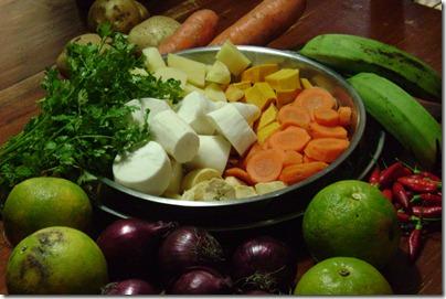 Comida domincana, comida criolla, sazon casero y natural
