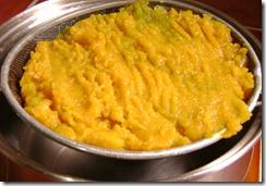 Como cocinar la auyama para puree de pie,pastel o postres 3