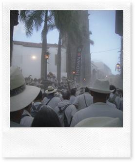 Los Indianos, Santa Cruz de La Palma