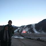 Tatio Geyser Trip