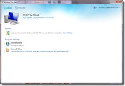 Windows Live Mesh 03012011 161704