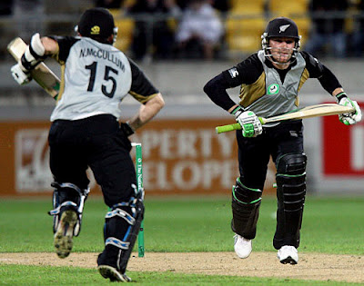 BlackCaps Bros - Brendon & Nathan McCullum