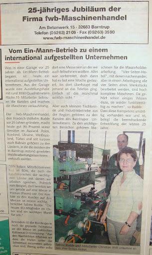 Vom Ein-Mann-Betrieb zu einem international aufgestellten Unternehmen