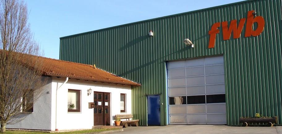Lagerhalle Industriegebiet Barntrup 1. Teil