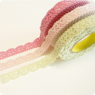 DIY Lace tape tutorial